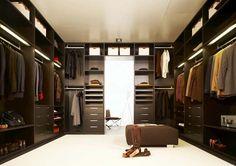 Красивые гардеробные комнаты (16 вдохновляющих фотографий)