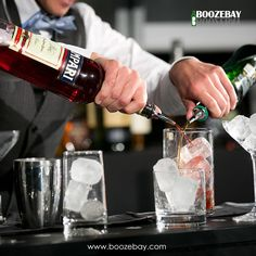 This weekend invite your colleagues and friends for a drink. Mix up cocktails in classic styles. visit - www.boozebay.com to know more.  #Booze #Boozebay #Alcohol #Information #knowmore #Weekend #Saturday #Fun