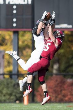Football vs. Wesleyan, Oct. 15, 2016 (Josh Kuckens/Bates College)   Athletics   Bates College