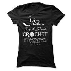 Crochet bilingual :)