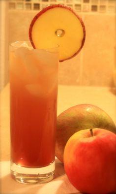 Cocktails. Amaretto Cider (2 oz Amaretto    1 oz Chambord     7 oz Apple Cider)  http://www.annabelchaffer.com/categories/Wine-Accessories/
