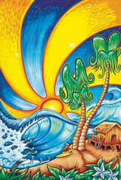 Drew Brophy: Surfers Paradise. Love the way all his pictures look