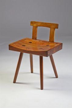 Chair, designed by Bengt Lundgren, Sweden. 1950's. | Furniture Design | Chair Design | Designer Chair