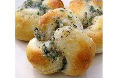 Easy Parmesan Garlic knots
