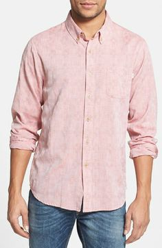 Obey 'Warwick' Woven Shirt available at #Nordstrom