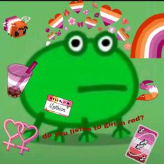 Peppa Pig, Sapo Meme, Amazing Frog, Frog Meme, Cute Frogs, Cute Profile Pictures, Frog And Toad, Cartoon Memes, Cute Memes