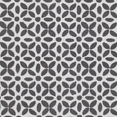 Tissu coton fleurs Twiggy - Tissus - MAISON Mondial Tissus