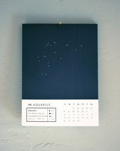 astrology calender