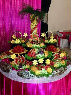 Wild Fruit Display
