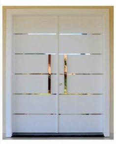 66 Ideas For Main Glass Door Design Modern Entrance Door, Front Door Entryway, Modern Exterior Doors, Modern Front Door, Entrance Doors, Door Gate Design, Main Door Design, Front Door Design, Double Door Design
