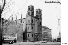 Friedrichswerdersche Kirche.. c1960