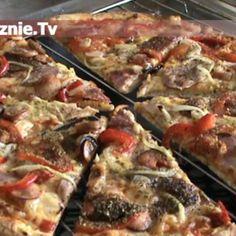 Pizza jak z pizzerii -HIT każdej imprezy!