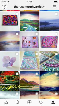 #Theresa Murphyb Instagram Artist, Artwork, Work Of Art