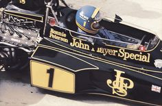 1974 - Formula 1, Ronnie Peterson, Watkins Glen