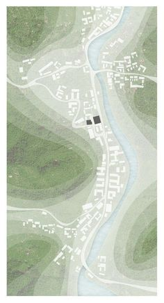 Image 23 of 26 from gallery of Yi She Mountain Inn / DL Atelier. Architecture Site, Landscape Architecture Drawing, Landscape Plans, Architecture Portfolio, Urban Landscape, Landscape Design, Park Landscape, Architecture Diagrams, Architecture Graphics