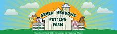 Green Meadows Petting Farm in Ijamsville MD   You can milk a cow, watch pig races, and pick up, touch and feed a variety of animals. Only a 40 minute drive through the country from Leesburg, VA.