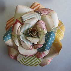 Paper Rose Creations Tutorial