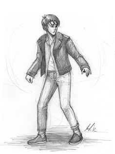 Percy Jackson- Is this Nico (note the jacket) or Percy (note the hair and face and stuffs)?