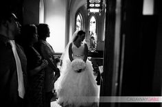 /Callaway Gable Wedding Photography  [without the other people but with statue of Mary behind]