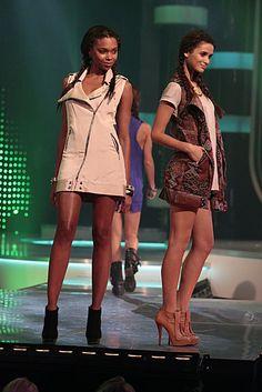 Khaki Motorcycle Dress/Vest  #FashionStar / Fashion Star