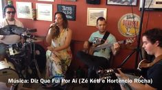 Filipe Fontão no Renata Pizi Quarteto