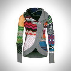Desigual Lara Pullover | Prix pour Desigual LARA Gilet multicolore - Sweat et Pullover