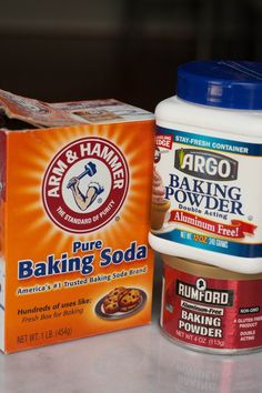 Commercial baking soda and baking powder are two key ingredients that are essential to baking, but unless you're a frequent baker, a container will last a long time. While they have long shelf lives, they do eventually expire and won't give your baked goods the lift that they deserve. Even though the expiration date may have passed, there's a simple test that you can do to test whether your baking soda or baking powder is still good to use!