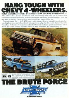 Chevy Brute Force