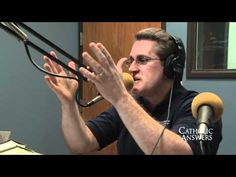 http://www.catholic.com/library/Christ_in_the_Eucharist.asp Catholic Answers Live Host Patrick Coffin explains the Catholic belief in Transubstantiation to a...