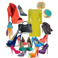 it's a shoe world!!, created by marwsay