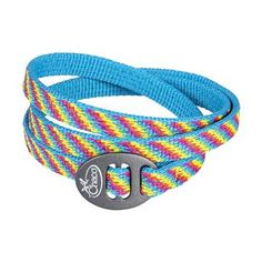Free Shipping Available |  'Cause summertime wouldn't be the same without dancing around bonfires, sharing stories during car rides and soaking in the rays while at the beach. Life's a party and what better way to celebrate than with the 2016 exclusive Fiesta Wrist Wrap by Chaco found only at the Mast General Store.