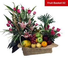 http://yourflowerpatch.com/arrangements/fruit-basket  Check us out at http://yourflowerpatch.com/