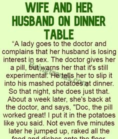 Wife And Her Husband on Dinner Table (Funny Story) Funny Marriage Jokes, Wife Jokes, Funny Jokes, Stress Causes, Chronic Stress, House Funny, Funny Confessions, Emotional Stress, Funny Stories