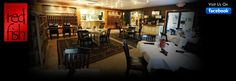 Red Fish -  Upscale Dining In A Casual Atmosphere. Hilton Head, SC