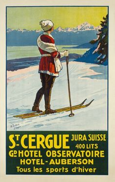 St. Cergue, Jura Suisse ~ Georges Meyrat