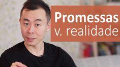 Promessas de ano novo vs. Realidade | Oi Seiiti Arata 99