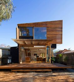 Westgarth Timber Projedt / Ben Callery Architects
