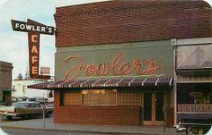 ID Coeur D'Alene Idaho Fowler's Restaurant Exterior View
