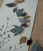 Leaf Garland- beautiful for fall