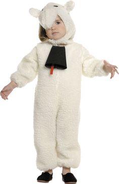 traje de ovejita