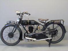 AJS 1922 Model B 350cc