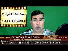 Oklahoma St Cowboys vs. Florida Gators Pick Prediction College Basketbal...