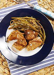 Pork, Yummy Food, Meat, Healthy, Kale Stir Fry, Delicious Food, Health, Pork Chops