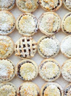 To me, Christmas isn't Christmas without mince pies. I know lots of you American's have a bad impression of these little yummies, but I'm here to tell you they are a must try, and not scary at all!...