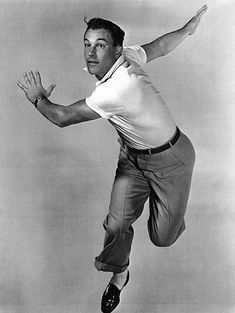 Gene Kelly was a badass