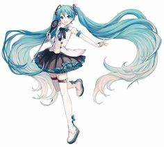 Magical Mirai Hatsune Miku 2017  Can't wait for the concerts!!!!!