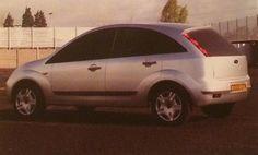 2002 Ford Fiesta proposal: auto&design