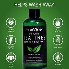 Antifungal Tea Tree Oil Body Wash Made in USA Helps Treat Eczema Ringworm Body Odor Jock Itch Acne Toenail Fungus & Athlete Best Antibacterial Soap for Skin Irritations. Take a look at the photo by visiting the link. (This is an affiliate link). Essential Oil Deodorant, Essential Oil Mixtures, Antibacterial Essential Oils, Antibacterial Soap, Best Essential Oils, Skin Fungus Treatment, Acne Treatment, Oils For Dandruff, Deodorant Recipes