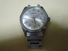Seiko 珍品アンティーク手巻式17石セイコースポーツマン腕時計 Watch Antique ¥10000yen 〆05月16日