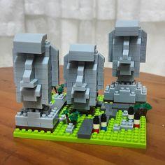 모아이석상! #lego #legos  #legoland  #legostagram  #nanoblock  #legominifigures  #nanoblocks  #world  #레고 #나노블럭  #레고스타그램  #나노블럭스타그램  #피규어  #피규어스타그램  #mystery  #모아이석상 by kang__nam__uk